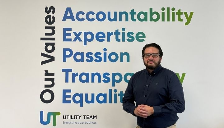 Utility Team promotes Chris Toze to Energy Services Director