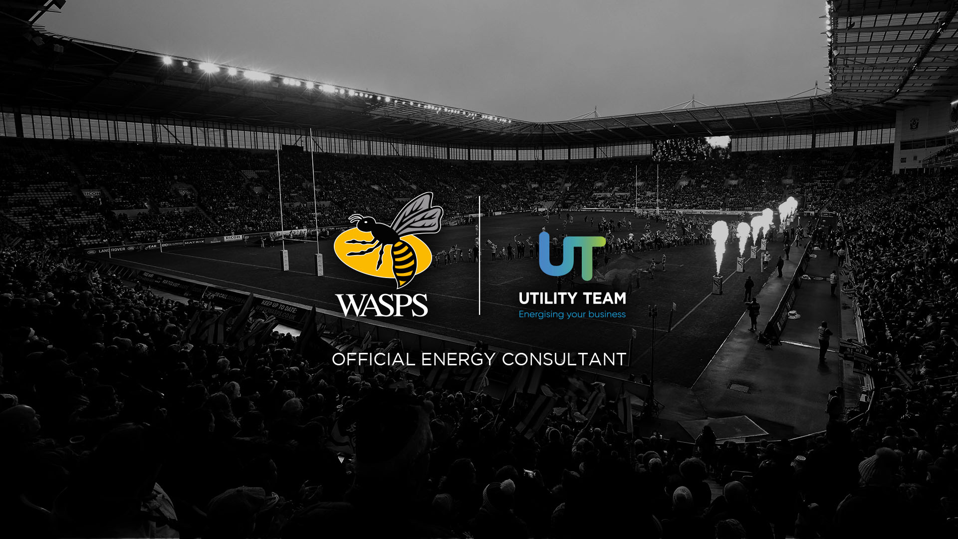 Utility Team become Wasps official energy consultant